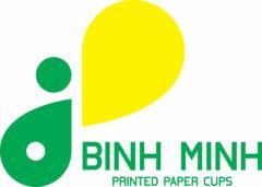 Logo ly giấy Bình Minh
