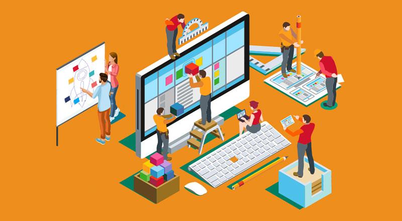 thiết kế website định hướng kinh doanh