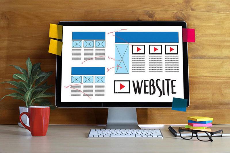 website có phong cách