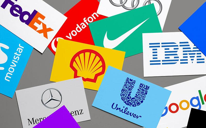 câi chuyện doanh nghiệp qua logo