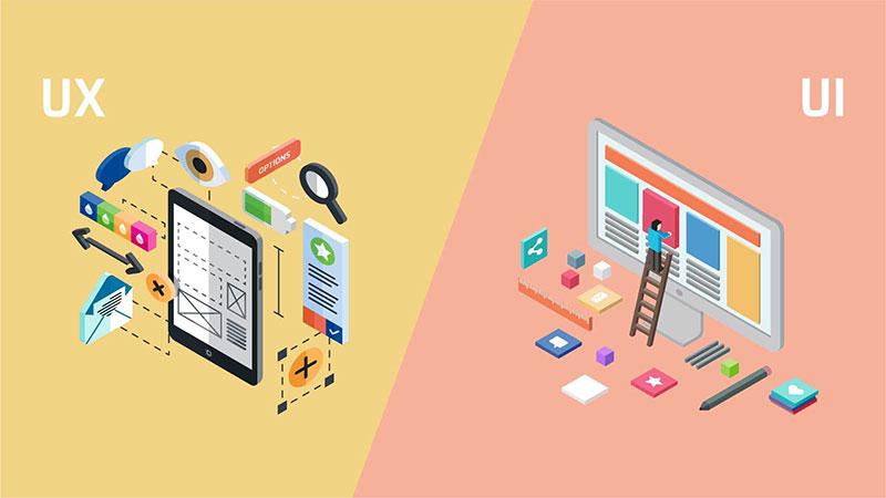 thiết kế website chuẩn ux ui