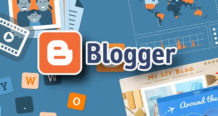 blogger làm web